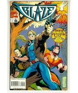 BLAZE #5 (Marvel Comics) NM! ~ GHOST RIDER - $1.00