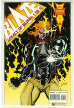 BLAZE: LEGACY OF BLOOD #1 (Marvel Comics) NM! ~ GHOST RIDER - $1.00