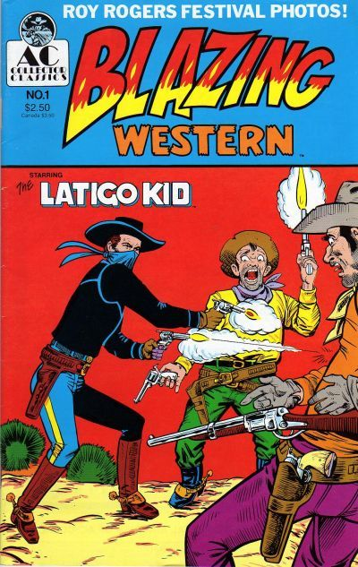Blazing western  1