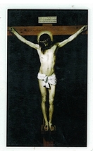 Laminated Prayer Card - Justo Juez - L300.0029 - $1.99