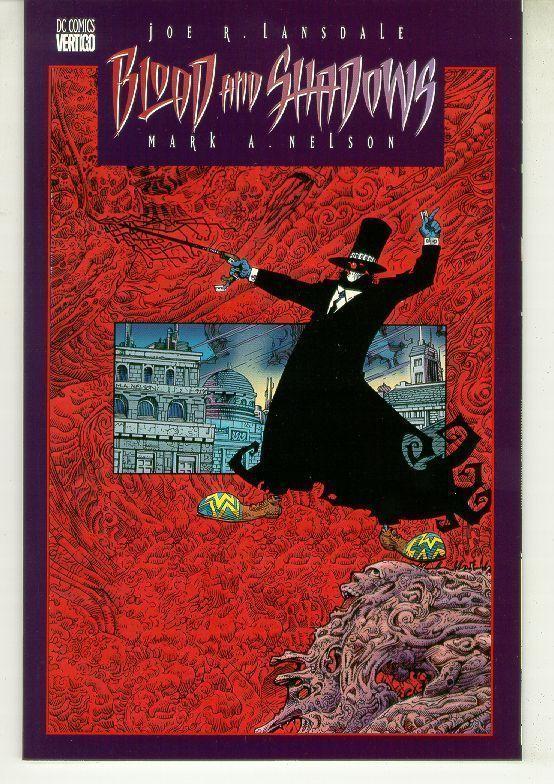 BLOOD and SHADOWS #4 (Vertigo, 1996)