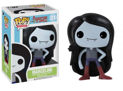 Adventure Time Marceline Funko POP Vinyl Figure *NEW*