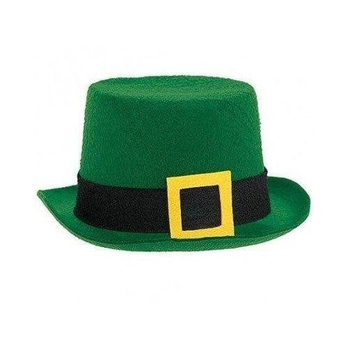 St. Patrick's Day Leprechaun Top Hat Party Celebration Accessories Felt Irish
