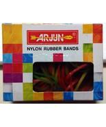 Arjun Nylon Rubber Bands Multi Colour 15 Grams Original Brand New Free S... - $3.99+