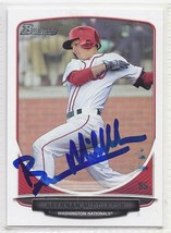 Brennan Middleton signed autographed Card 2013 Bowman Draft - $9.50