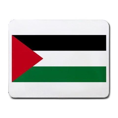 Flag of Palestine Mousepad
