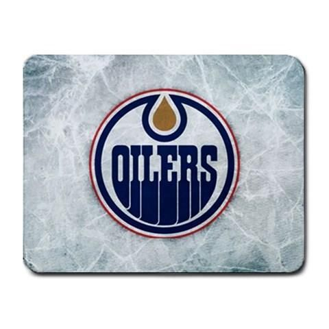 Edmonton Oilers Hockey Mousepad - NHL