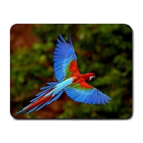 Flying Parrot Mousepad - Photography
