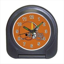 Cleveland Browns Compact Travel Alarm Clock - NFL Football (Battery Included) - $9.95