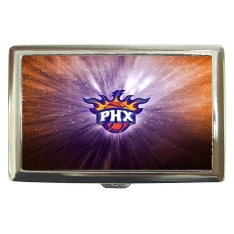 Phoenix Suns Cigarette, Money, Card Holder Case - NBA Basketball