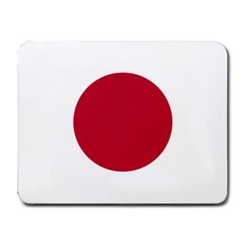 Flag of Japan (Japanese) Mousepad