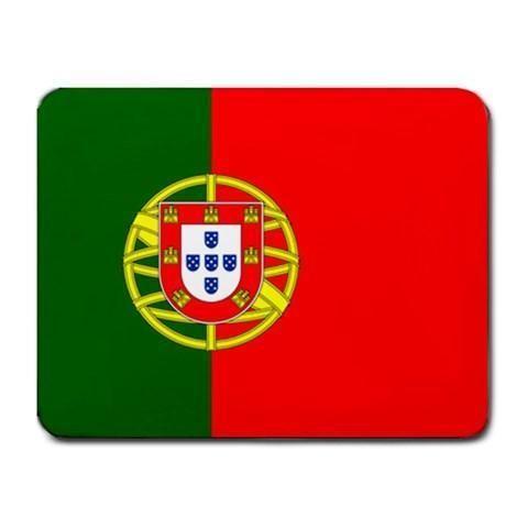Flag of Portugal Mousepad