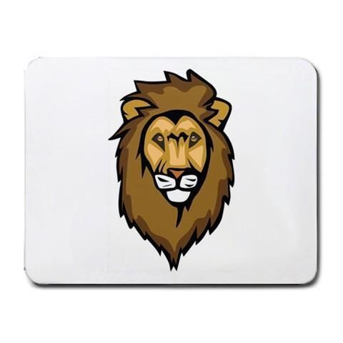 Lion Head Mousepad - Cartoon Series #10