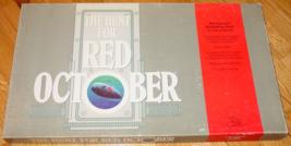 Hunt For Red October Game Tsr 1988 Complete Excellent - $35.00