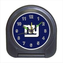 New York Giants Compact Travel Alarm Clock - NFL Football (Battery Included) - $9.95