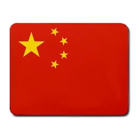 Flag of China (Chinese) Mousepad