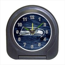 Seattle Seahawks Compact Travel Alarm Clock - NFL Football (Battery Included) - $9.95