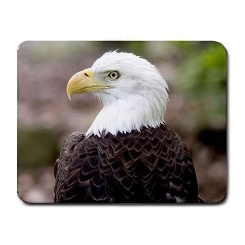 Bald Eagle Mousepad - Photography of Birds