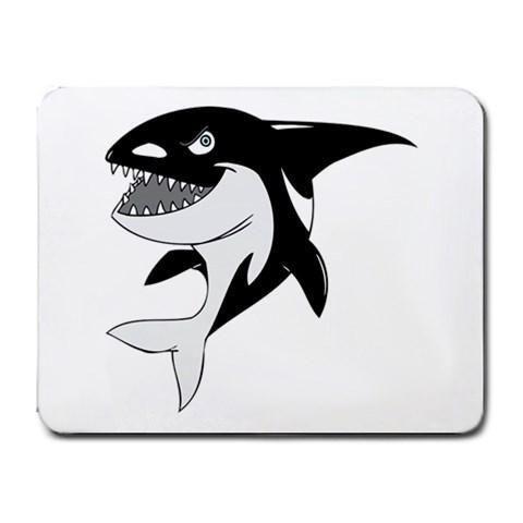 Killer Whale Mousepad - Cartoon Series #11