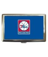 Philadelphia 76ers Cigarette, Money, Card Holder Case - $12.56