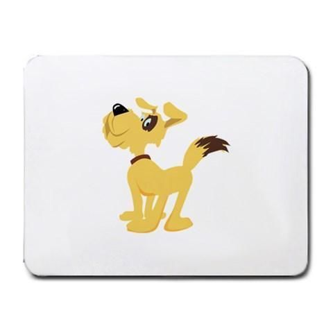 Scruffy Dog Mousepad - Cartoon Series #3