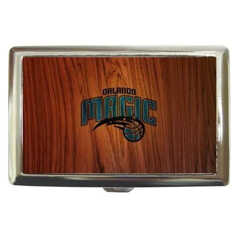 Orlando Magic Cigarette, Money, Card Holder Case - NBA Basketball