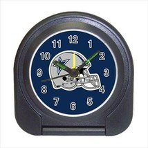 Dallas Cowboys Compact Travel Alarm Clock - NFL Football (Battery Included) - $9.95
