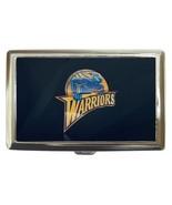 Golden State Warriors Cigarette, Money, Card Holder Case - NBA Basketball - $12.56