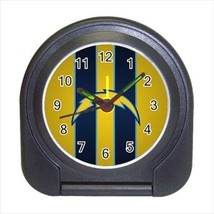San Diego Chargers Compact Travel Alarm Clock - NFL Football (Battery In... - $9.95