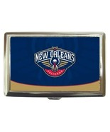 New Orleans Pelicans Cigarette, Money, Card Holder Case - NBA Basketball - $12.56