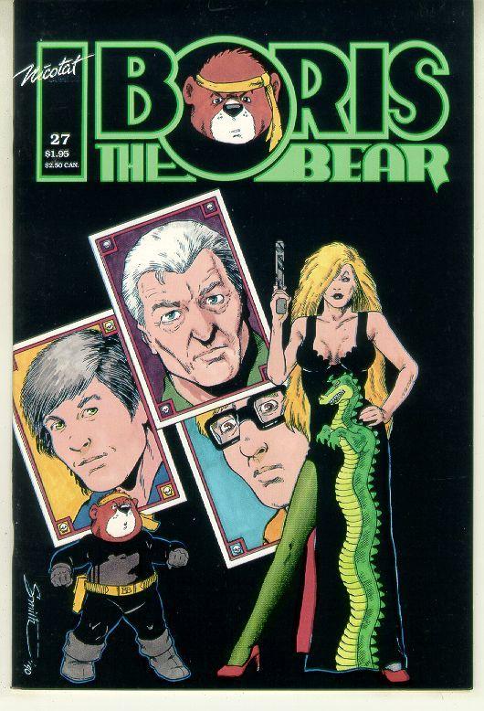 Boris the bear  27