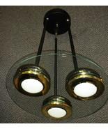 Gala Euro Ceiling Light Fixture #7704 / 3LT - $99.00