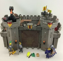 Knights Eagle Castle Playmobil Building 5783 & 5732 Toy w Instructions 2... - $89.05