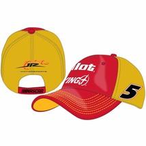 An item in the Sports Mem, Cards & Fan Shop category: Michael Annett #5 Pilot Flying CFS Nascar 2018 Sponsor Trucker Hat / Cap