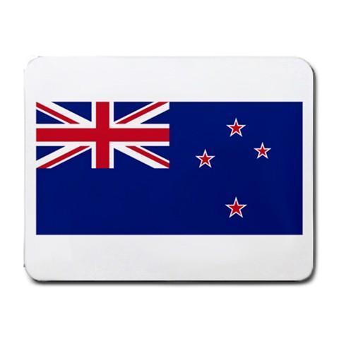 Flag of Zealand Mousepad