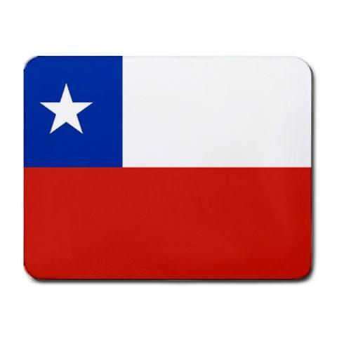 Flag of Chile Mousepad