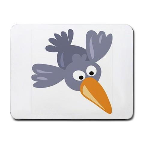 Flying Birdy Mousepad - Cartoon Series #15