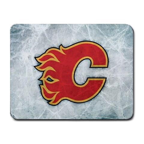 Calgary Flames Ice Hockey Mousepad - NHL