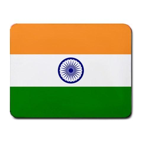 Flag of India Mousepad