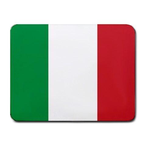 Flag of Italy (Italian) Mousepad