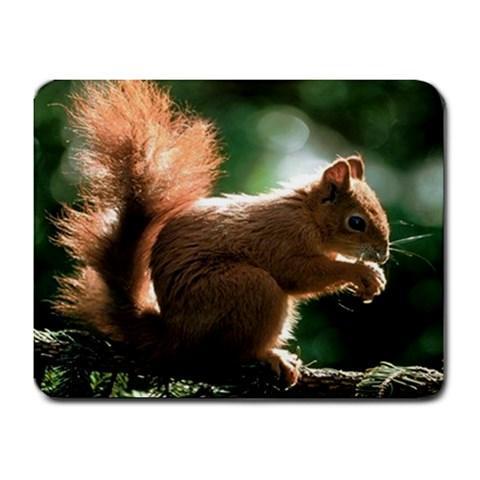 Little Squirrel Mousepad