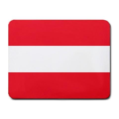 Flag of Austria Mousepad