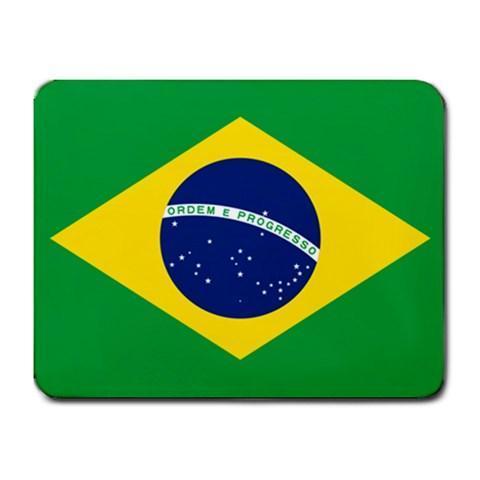 Brazilian Mousepad - Flag of Brazil