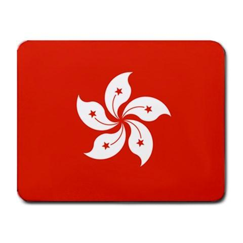 Flag of Hong Kong Mousepad