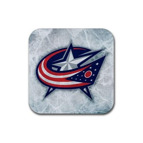 Columbus Blue Jackets Drink Coaster Pack - NHL Hockey