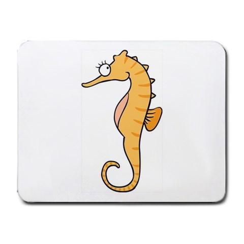 Seahorse Mousepad - Cartoon Series #4