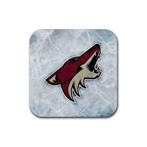 Arizona Coyotes Drink Coaster Pack - NHL Hockey