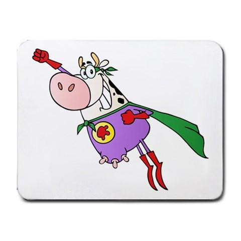 Super Cow Mousepad - Cartoon Series #2