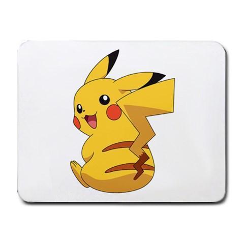 "Pikachu Mousepad - Pokemon ""Gotta Catch'em All"""