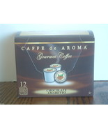 Chocolate Amaretto 12 Single Serve Cups K-Cup B... - $9.99